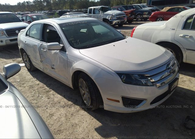 Inventory #125264384 2012 FORD FUSION
