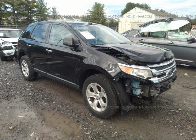 Inventory #838934047 2011 FORD EDGE