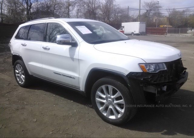 Inventory #579565468 2017 JEEP GRAND CHEROKEE