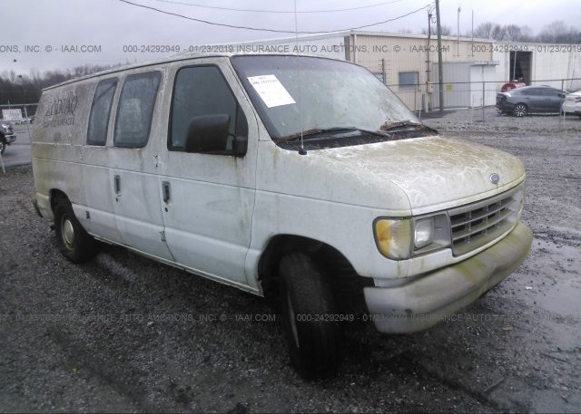 Inventory #345839926 1995 FORD ECONOLINE