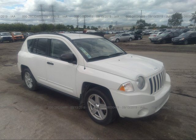 Inventory #818183808 2008 JEEP COMPASS
