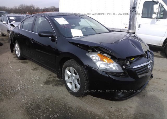 Inventory #744509782 2008 Nissan ALTIMA