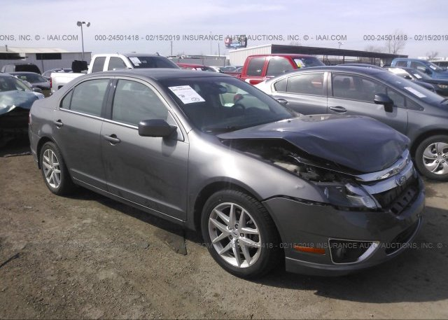 Inventory #161962255 2011 FORD FUSION