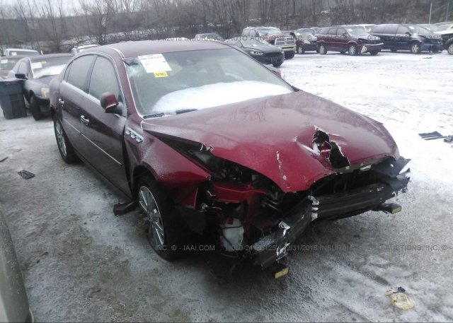 Inventory #193395079 2011 BUICK LUCERNE