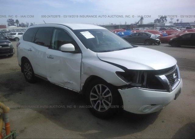 Inventory #960140081 2014 Nissan PATHFINDER