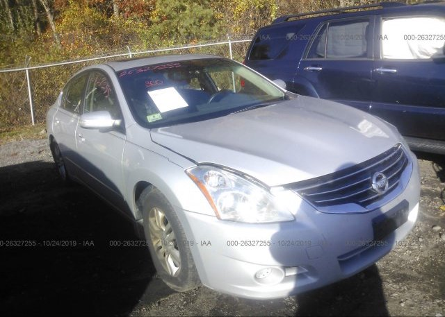 Inventory #616989004 2011 Nissan ALTIMA