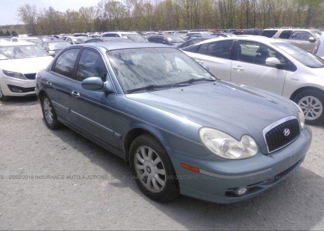 Inventory #928668744 2005 Hyundai SONATA