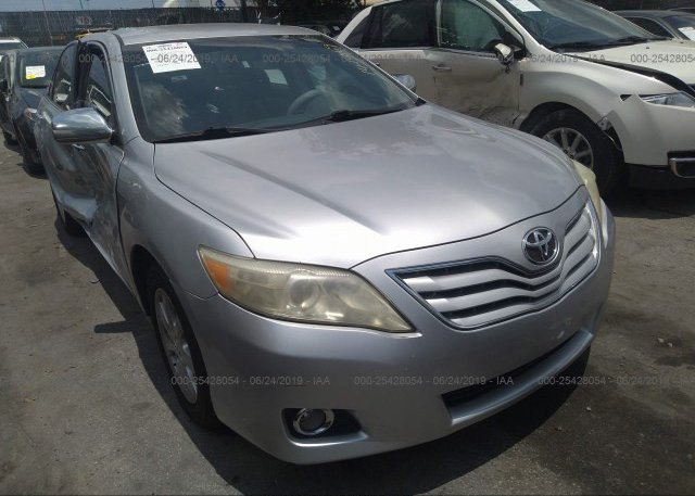 Inventory #290531401 2011 Toyota CAMRY