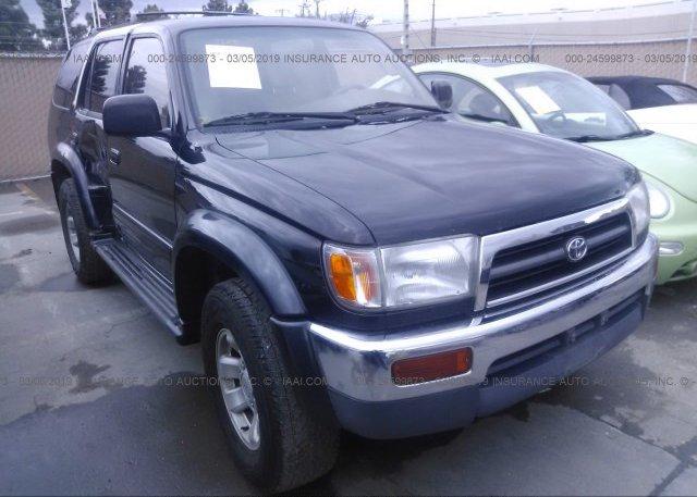 Inventory #724579162 1998 Toyota 4RUNNER