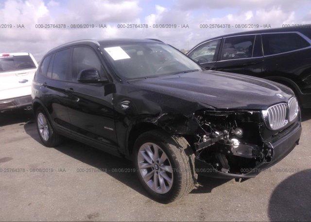 Inventory #850278225 2017 BMW X3