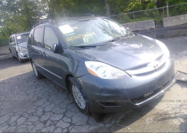 Inventory #322718833 2007 Toyota SIENNA