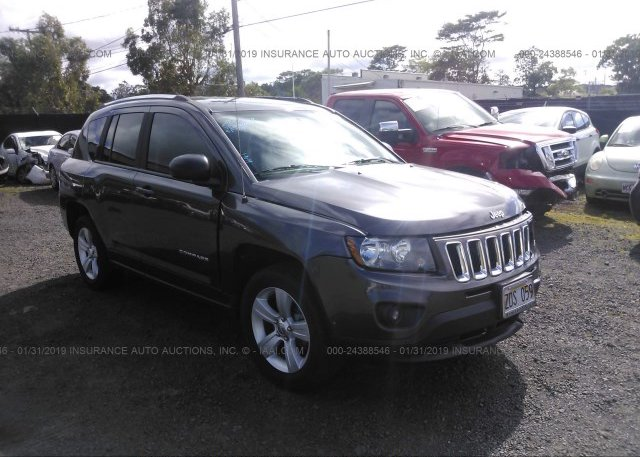 Inventory #822493244 2015 JEEP COMPASS