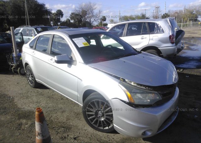 Inventory #362599816 2010 FORD FOCUS