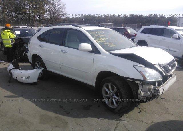 Inventory #249080076 2008 Lexus RX