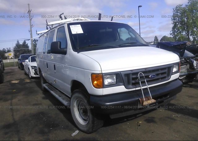 Inventory #708434385 2006 FORD ECONOLINE