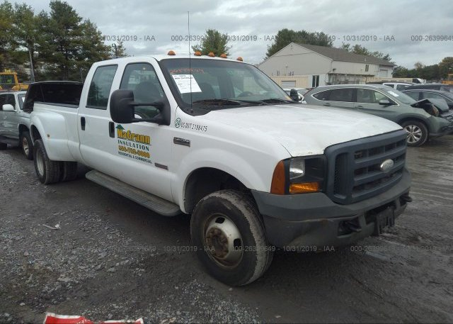Inventory #135720742 2006 FORD F350