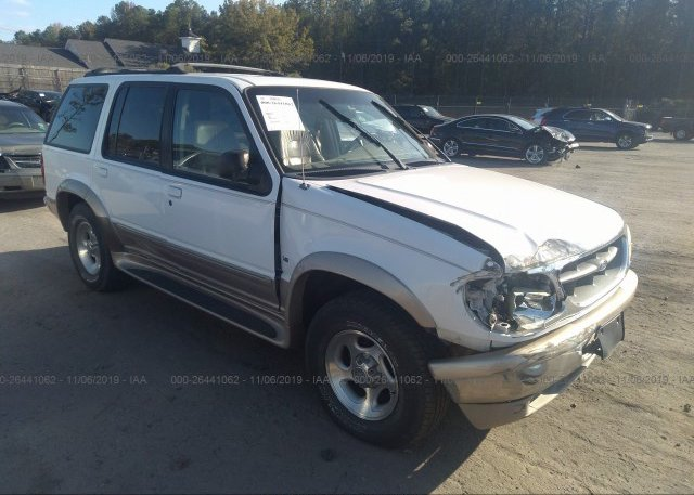 Inventory #880156356 1998 FORD EXPLORER