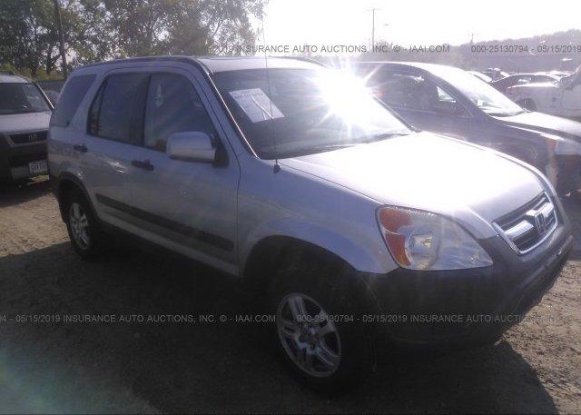 Inventory #294171260 2002 Honda CR-V