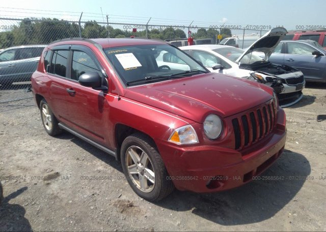 Inventory #830283993 2007 JEEP COMPASS