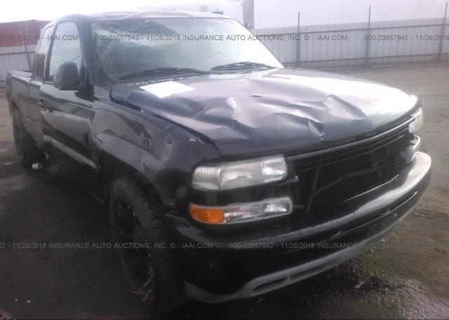 Inventory #179291271 2002 Chevrolet SILVERADO