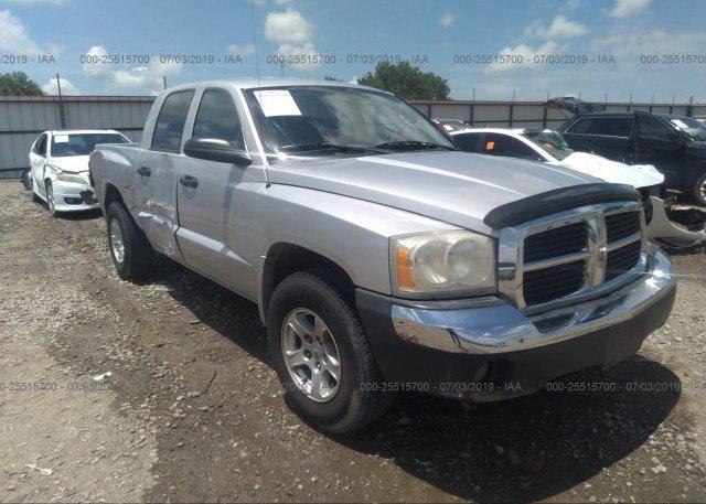 Inventory #707418236 2005 Dodge DAKOTA