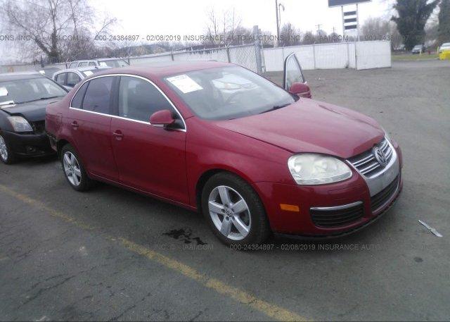 Inventory #256357426 2008 Volkswagen JETTA