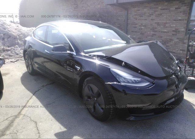 Inventory #806502652 2018 Tesla MODEL 3