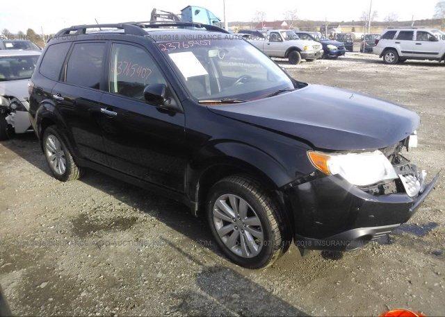 Inventory #501368632 2011 Subaru FORESTER