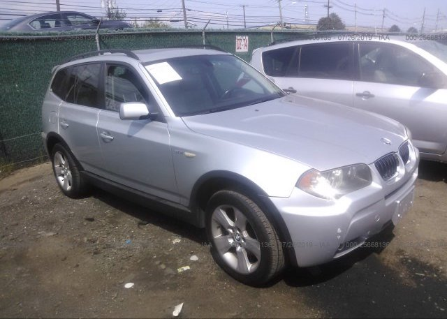 Inventory #599124496 2006 BMW X3