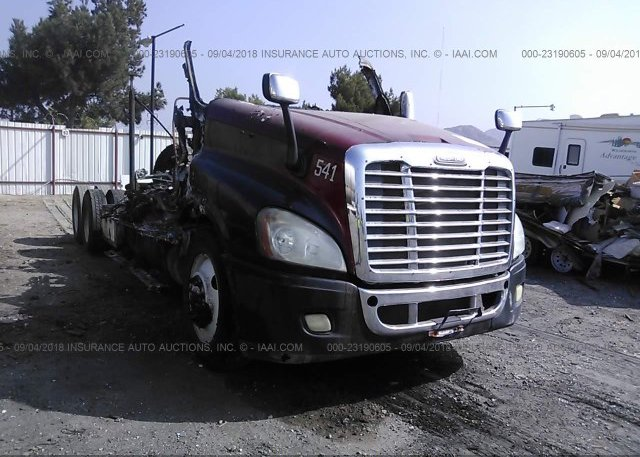Inventory #455481687 2009 FREIGHTLINER CASCADIA 125