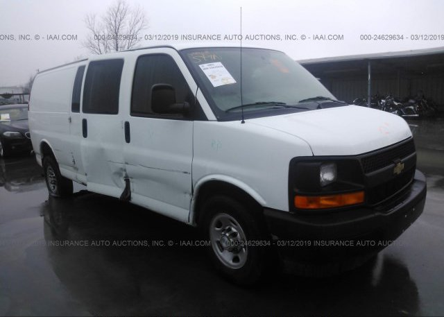 Inventory #402452002 2017 Chevrolet EXPRESS G2500