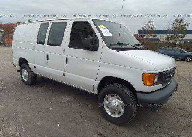 Inventory #222724638 2007 FORD Econoline