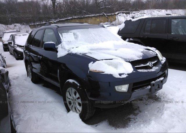 Inventory #559304980 2003 Acura MDX