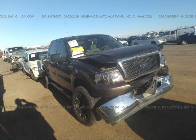 Inventory #478008381 2008 FORD F150