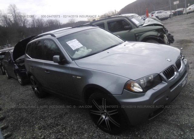 Inventory #314092835 2006 BMW X3