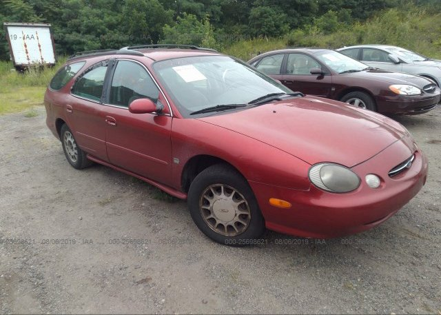 Inventory #502026602 1999 FORD TAURUS