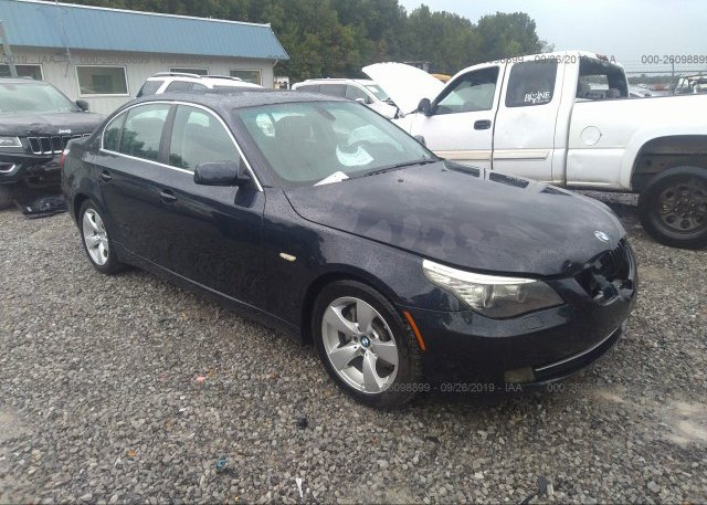 Inventory #808612748 2008 BMW 528