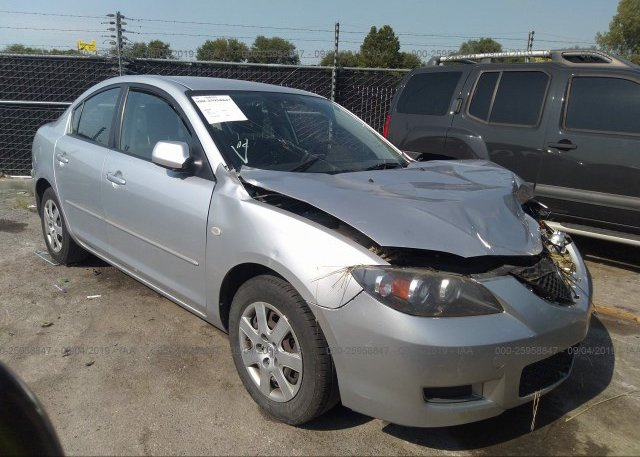 Inventory #939090425 2009 Mazda 3