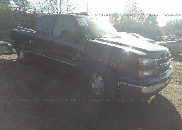 Inventory #731668800 2006 Chevrolet SILVERADO