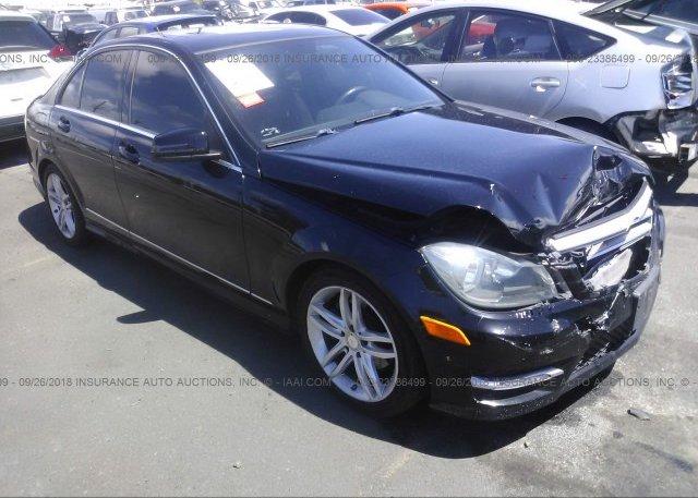 Inventory #733950846 2013 Mercedes-benz C