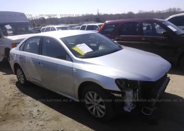 Inventory #983758392 2015 Volkswagen PASSAT