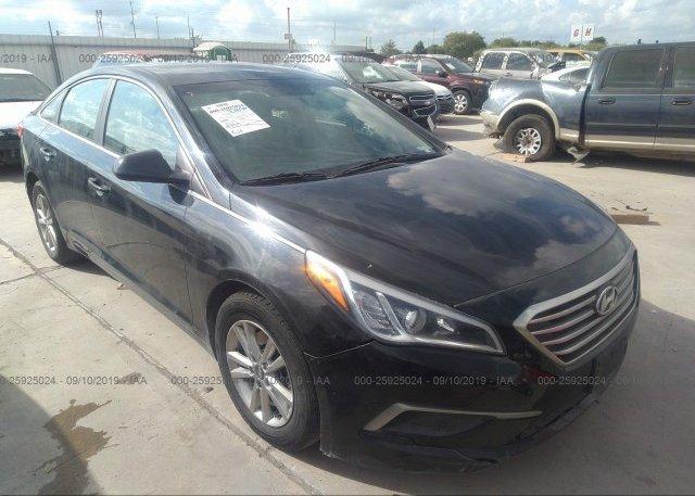 Inventory #233346582 2016 Hyundai SONATA