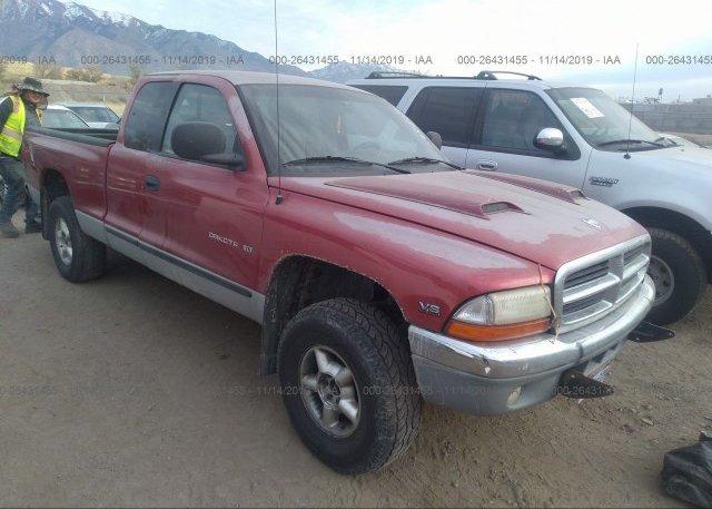 Inventory #958889308 1997 Dodge DAKOTA