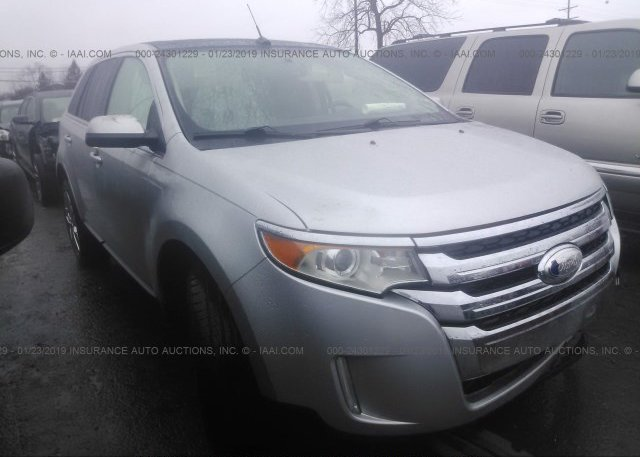Inventory #374364111 2011 FORD EDGE