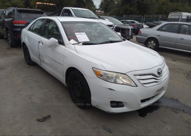 Inventory #751663623 2011 Toyota CAMRY