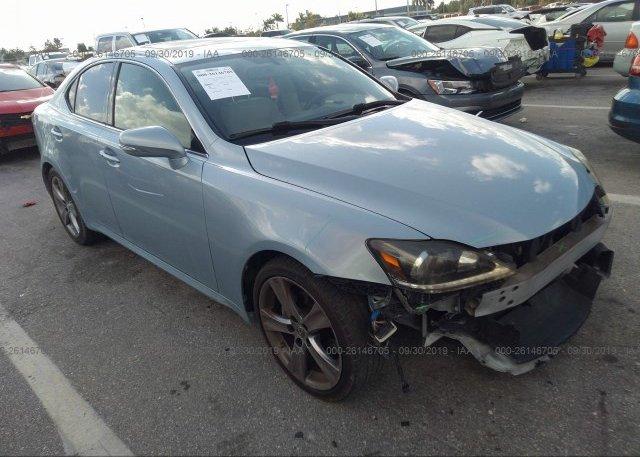 Inventory #821561089 2013 Lexus IS