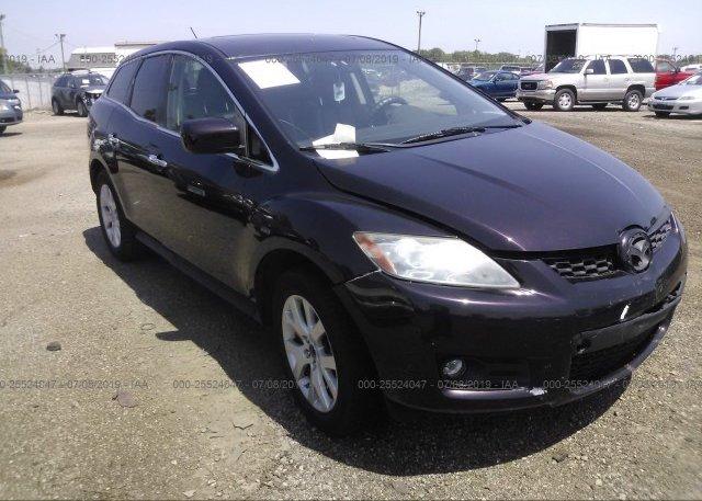 Inventory #893673194 2007 Mazda CX-7