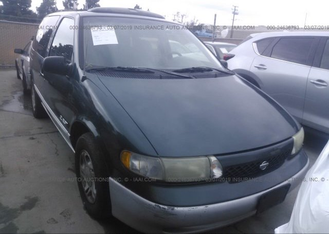 Inventory #766905484 1997 Nissan QUEST