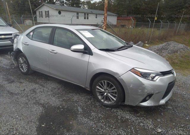 Inventory #239123561 2014 Toyota COROLLA