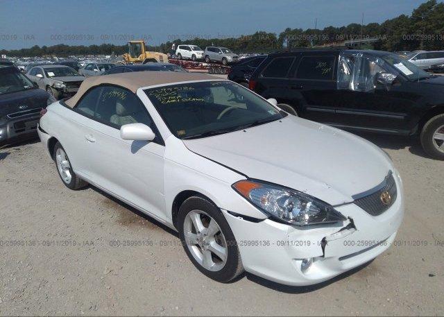 Inventory #410981373 2005 Toyota CAMRY SOLARA